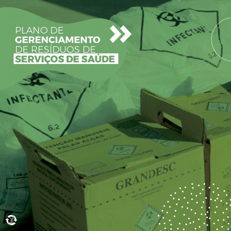 PLANO DE GERENCIAMENTO DE RESÍDUOS DE SERVIÇOS DE SAÚDE