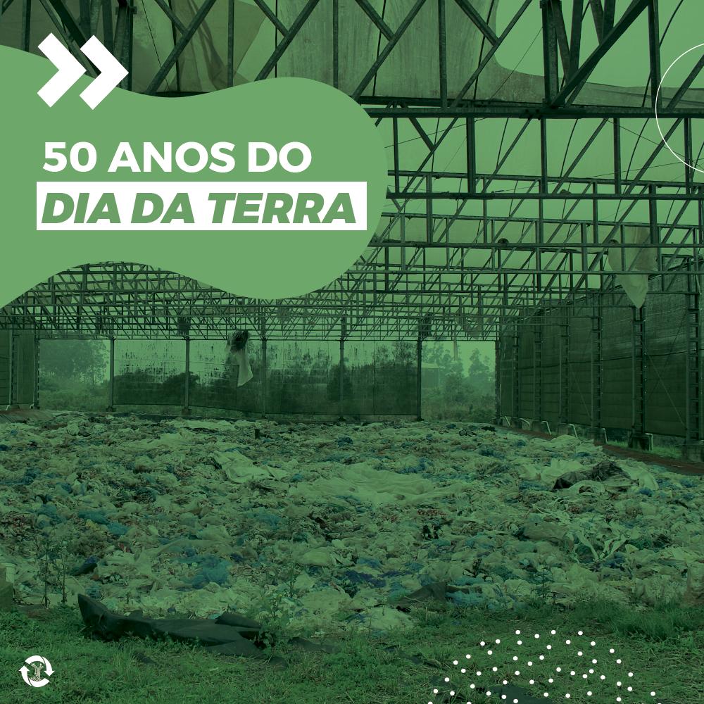 50 anos do Dia da Terra