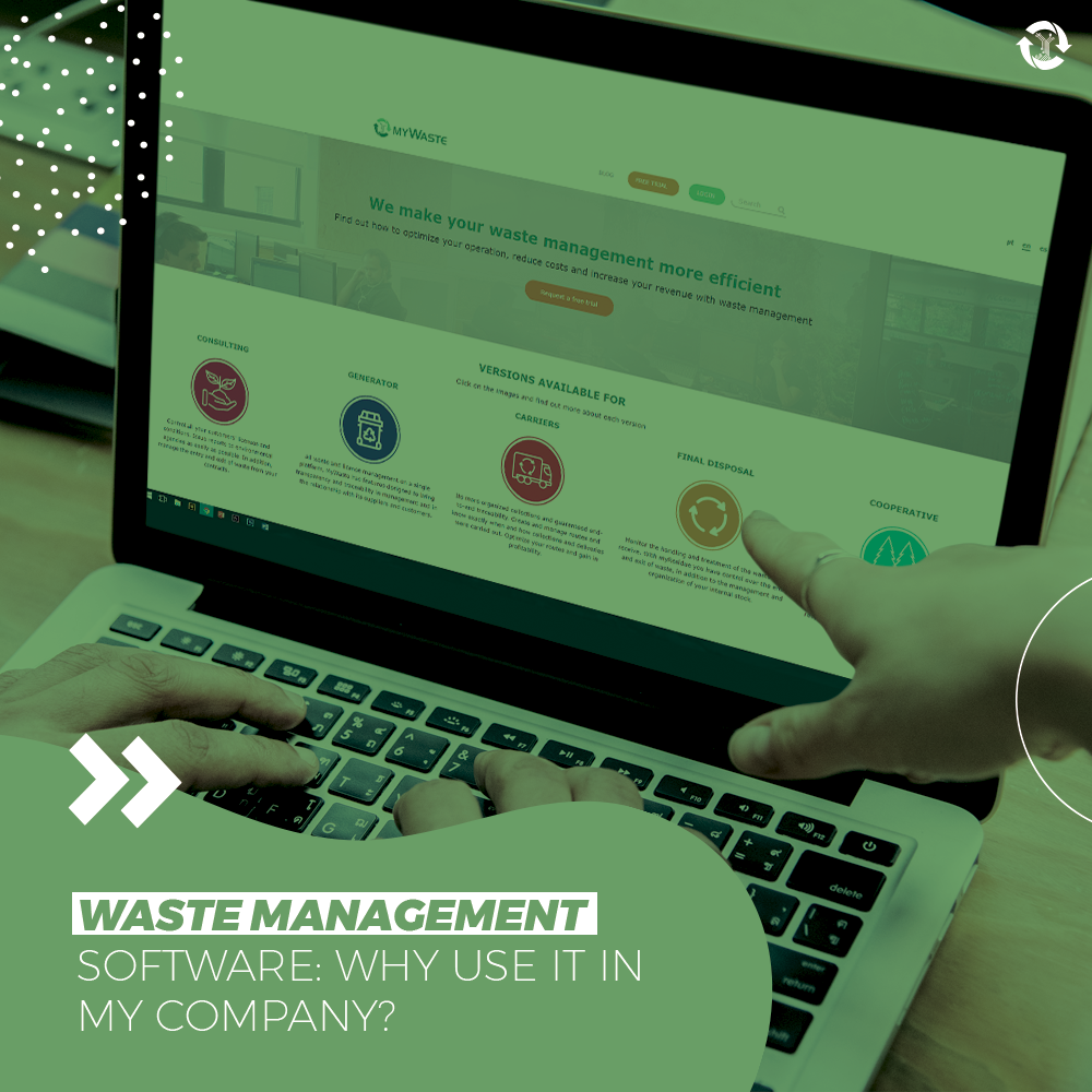 Waste management software: why use it in my company?