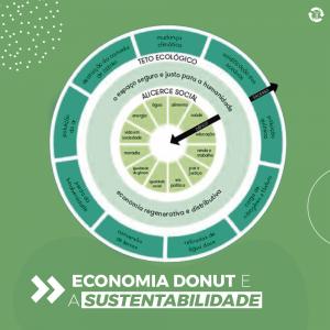 Economia Donut e a sustentabilidade