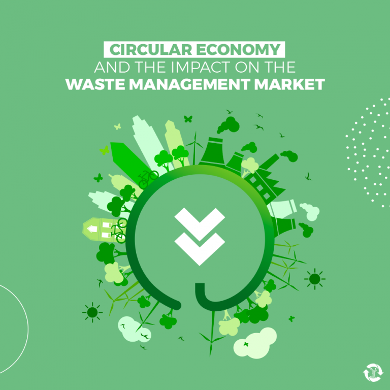 Circular economy and the impact on the waste management market
