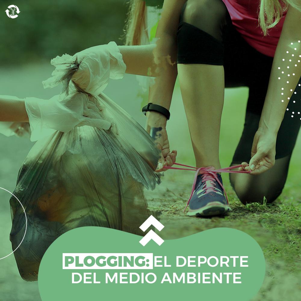 Plogging: el deporte del medio ambiente