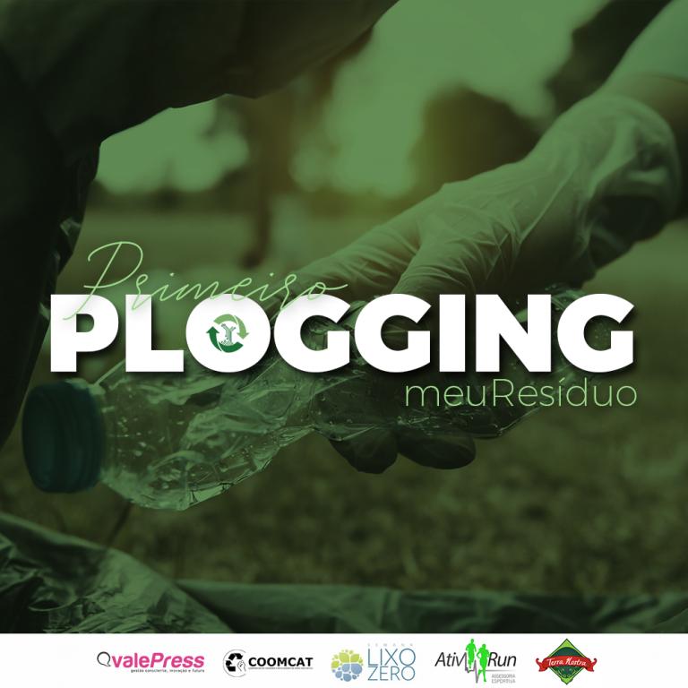 CONVITE: 1º PLOGGING MEURESÍDUO