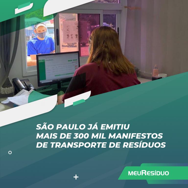 O módulo MTR – Manifesto de Transporte de Resíduos – do SIGOR – sistema desenvolvido pela CETESB para o gerenciamento online de resíduos sólidos no Estado de São Paulo –, desde janeiro deste ano, quando sua utilização tornou-se obrigatória em todo o país, já conta com 28 mil empresas cadastradas e cerca de 300 mil MTRs emitidos, além de terem sido respondidos mais de 8 mil emails e registrados mais de 245 mil acessos na página da internet.