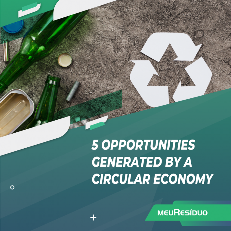 5 OPPORTUNITIES GENERATED BY A CIRCULAR ECONOMY