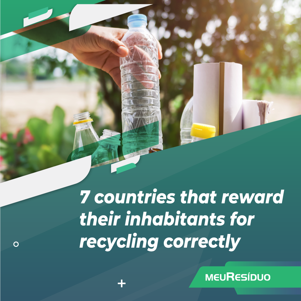 7 countries that reward their inhabitants for recycling correctly