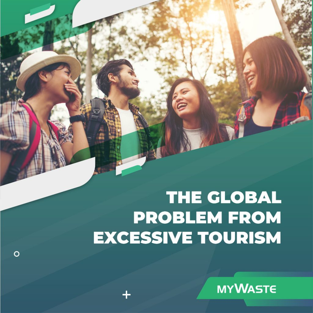 The global problem from excessive tourism